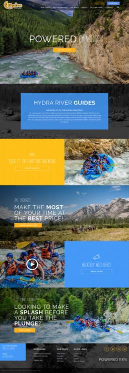 Hydra Desktop Homepage