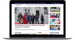 Grandin Media Desktop Site