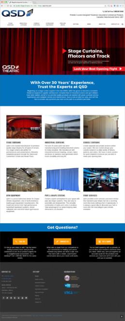 QSD Desktop Site