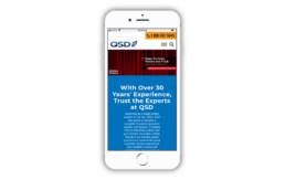 QSD Mobile Site